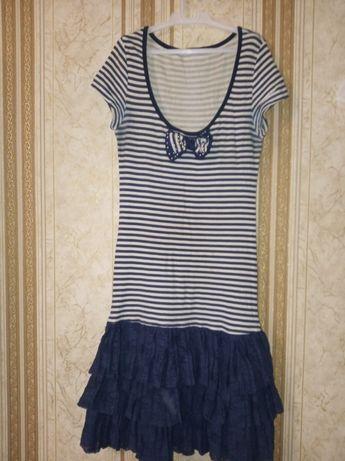 Платье морячка..