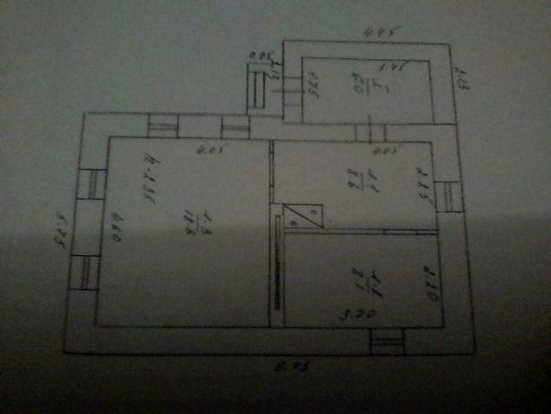 Продам дом+летняя кухня с участком или обменяю на квартиру в Луганске.
