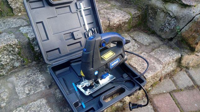 Wyrzynarka Z Laserem Nutool 750 Watt W walizce 80 mm regulacja obr
