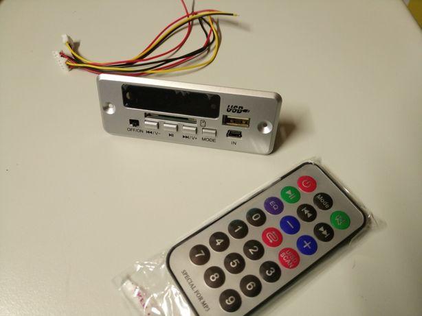Módulo MP3 para rádio antigo