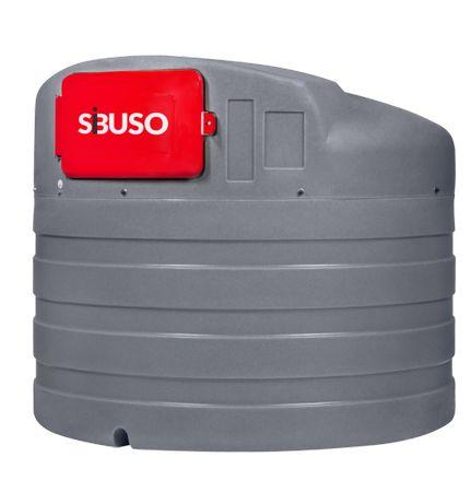 zbiornik na ropę paliwo on 5000 litrów atest 3 filtry