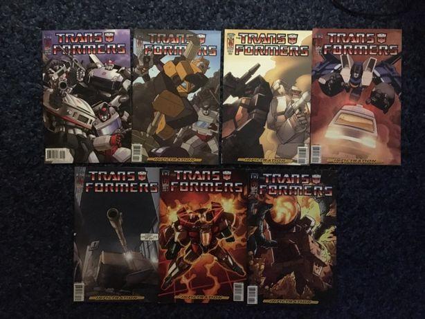Banda Desenhada Transformers