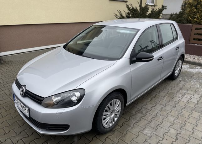 VW Golf 6 faktura vat 23%