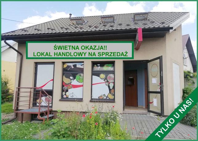 Lokal 72 m2, bardzo dobra lokalizacja - m.gastronomia, sklep, usługi!