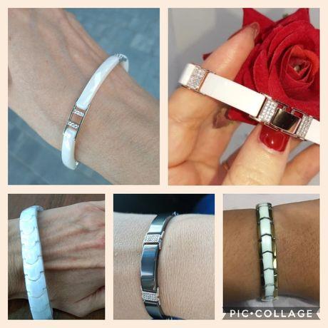 Ювелирная керамика браслет керамічний магнитный браслет на руку
