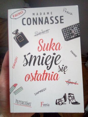 Książka Suka śmieje się ostatnia Madame Connasse