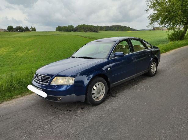 Audi A6 C5 2.4 // zamiana na motor lub przyczepę rolniczą..