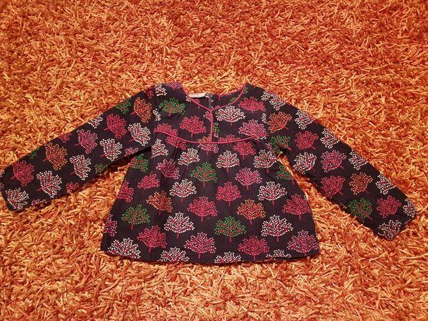 OFERTA PORTES - Camisa de Bombazine Colorida da Dpam (4Anos)