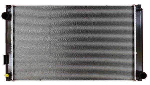 Радиатор Lexus NX основной охлаждения,радиатор кондиционера,интеркуле