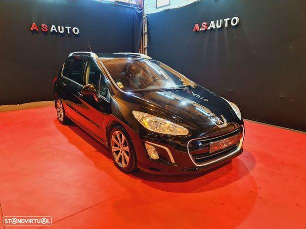 Peugeot 308 SW 1.6 e-HDi Sportium CVM6