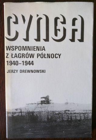 Cynga - Wspomnienia z łagrów północy 1940_1944