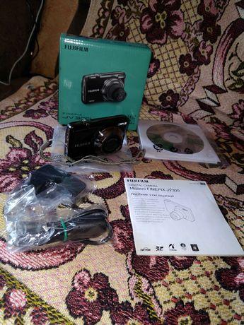 Цыфровой HD фотоапарат Fujifilm jv300 с функцией записи видео