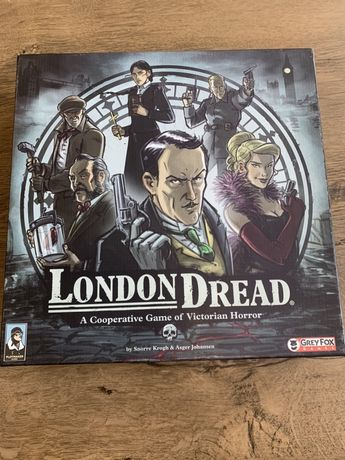 London Dread gra planszowa gry planszowe gra karciana wymienię