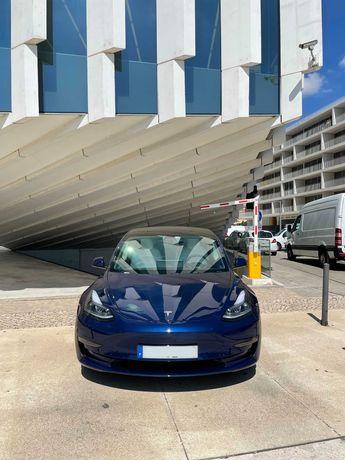 Tesla Model 3 Long Range AWD 2021