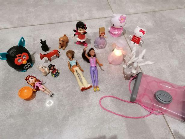 Zabawki drobne...