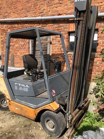 Wózek widłowy Still 70-25 diesel