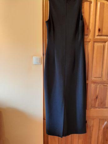 Suknia czarna elegancka