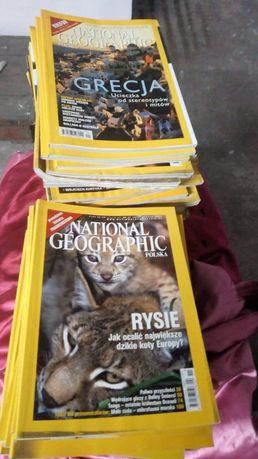 Książki National Geographic