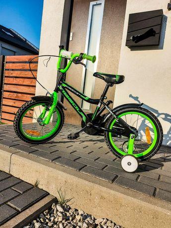 ROWEREK rower dzieciecy rower chłopięcy 16 cali chłopiec dziewczynka