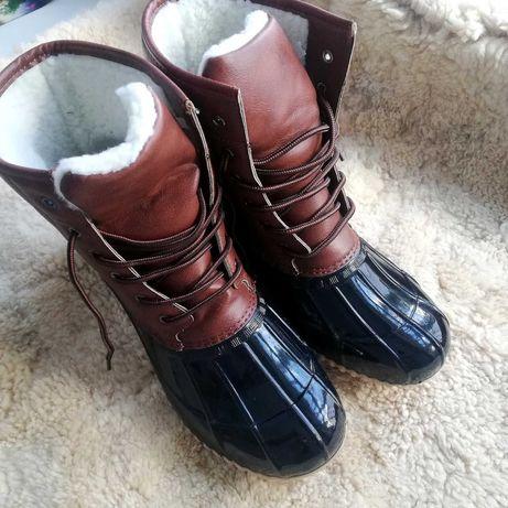 Śniegowce, buty zimowe 44