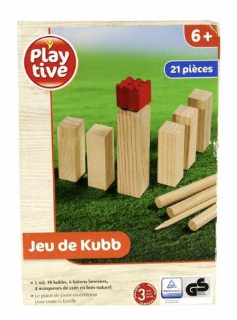 """Игровой набор """"Kubb"""" Play tive Германия"""