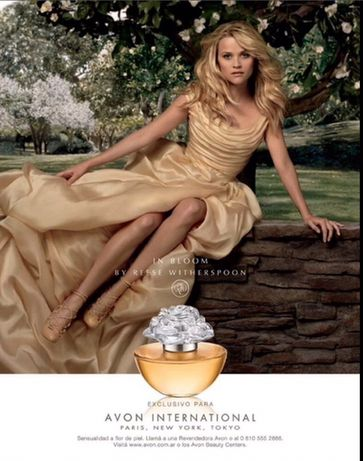 In Bloom by Reese Witherspoon - туалетная вода avon