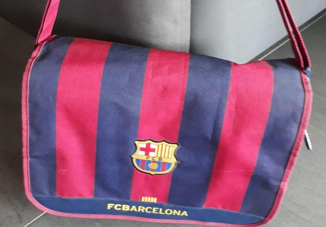 Torba szkolna/ na laptop FC Barcelona