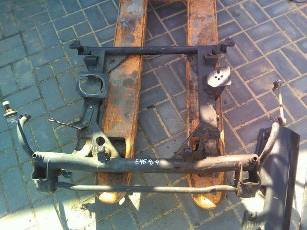 BMW E46 330XD 325IX 330IX XDRIVE 4x4 wózek sanki kołyska przód