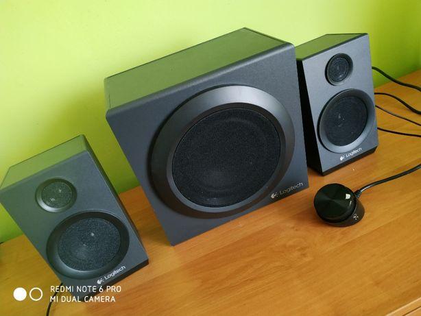Głośniki Logitech Z333 2.1 jak Nowe +Podkładka pod mysz gratis Polecam