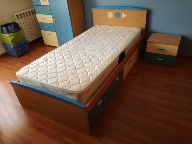 Mobília de quarto de criança/adolescente em óptimo estado