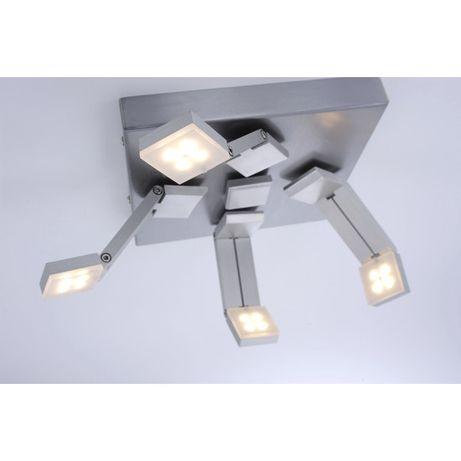 Nowość lampa sufitowa LED ściemniacz Paul Neuhaus TRANSFORM 6333-95