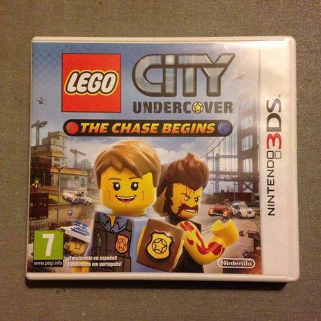 Jogo Nintendo 3DS LEGO CITY