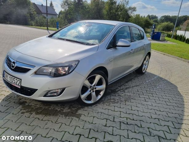 Opel Astra Piękna astra cosmo