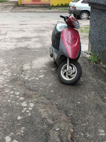 Suzuki let's 2 бабочка обмен на другой скутер  и тд