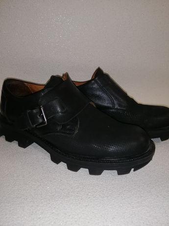Туфли, ботинки Демисезонные натуральная кожа