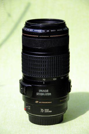 Obiektyw Canon EF 70-300 mm f/4-5.6 IS USM