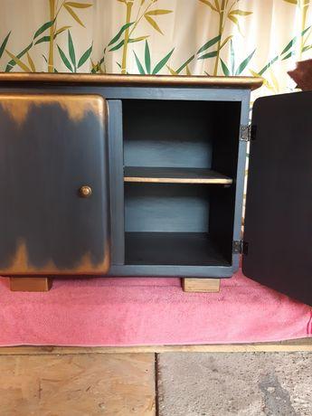 Mała komoda, szafka, wodniarka Art Deco - darmowa wysylka