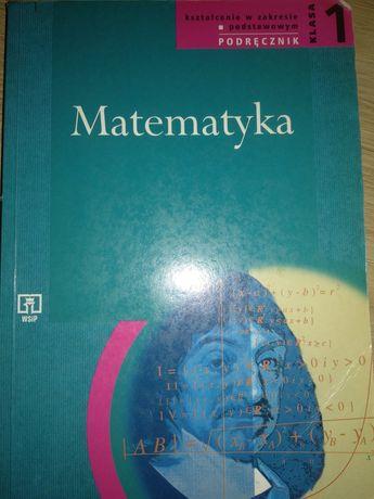 Matematyka klasa 1 liceum i technikum