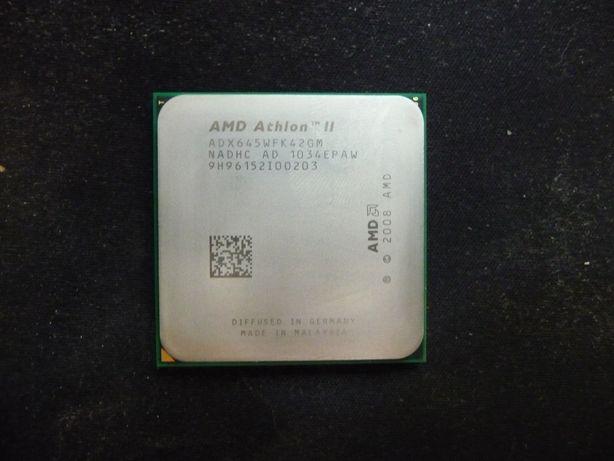 AMD Athlon II X4 645 3,1GHz Socket AM3 4ядра (630, 635, 640)