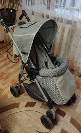 Прогулочная коляска Geoby D288