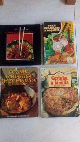 Livros para cozinhar com prazer