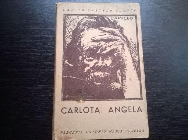 Carlota Ângela (1924) - Camilo Castelo Branco (portes grátis)