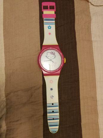 Zegarek ścienny hello Kitty
