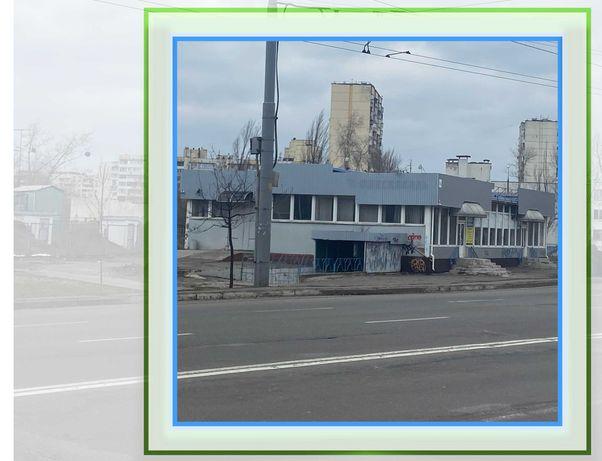Продажа фасадного помещения 621 м/2 в Оболонском районе