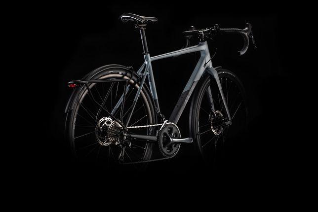 Велосипед Туринг Гравийник Cube Nuroad Pro FE 2020 / не Pride Trek