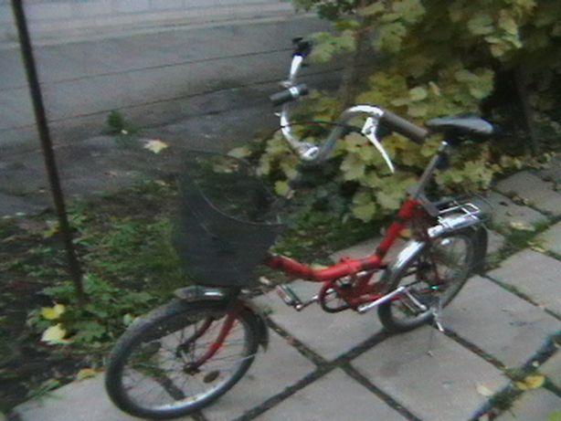 велосипед АИСТ минского завода