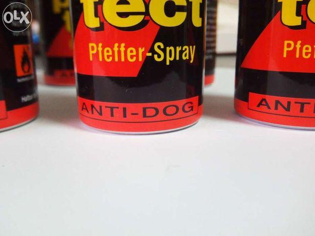 Spray anti-cão
