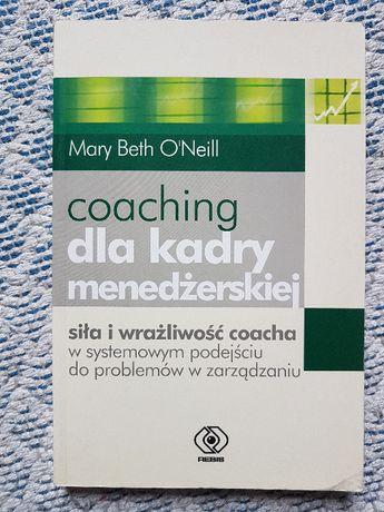 Coaching dla kadry menedżerskiej.