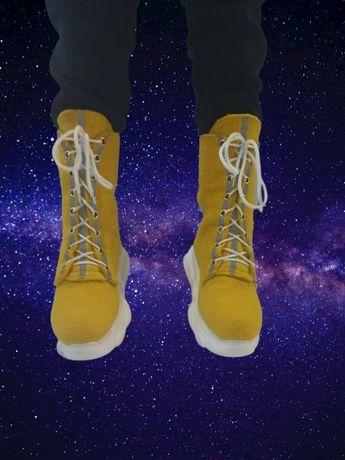 Валяная обувь на заказ