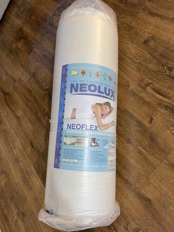 Новый в упаковке Матрас Neolux Neoflex зима-лето 90*200 см